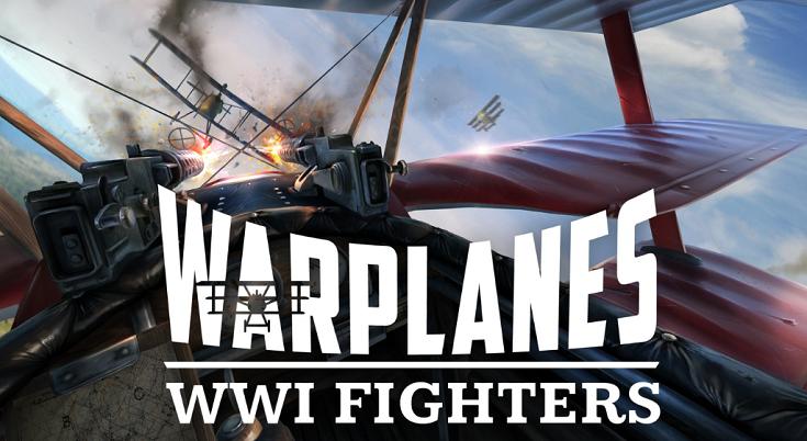 VR空战游戏《战机: WW1战机》登陆Oculus应用商店