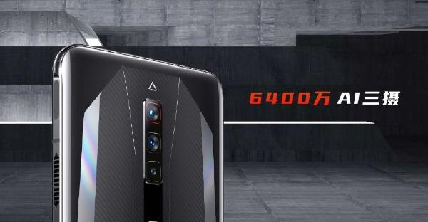 腾讯红魔6系列发布:165Hz顶级电竞屏、首发18GB内存