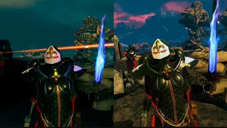 「Warhammer 40K:Battle Sister」Quest 2版发布画质增强更新补丁