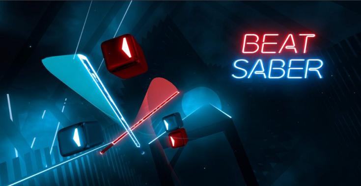 VR节奏音乐之旅《Beat Saber》新音乐DLC《OST 4》即将上映
