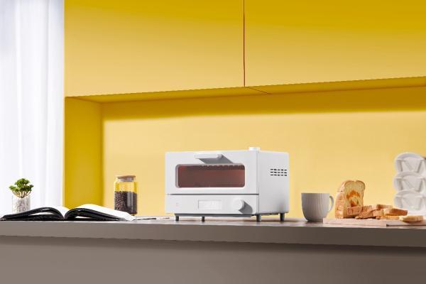 精准电子温控蒸嫩炒饭家用智能小烤箱众筹