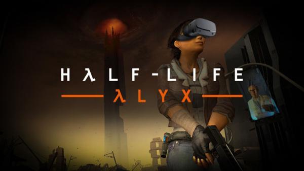 Steam销量榜:Valve Index第三 「半衰期:爱莉克斯」第四