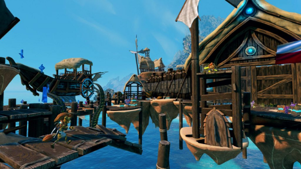 非VR版本冒险游戏「Ven Adventure」将于Q4发布