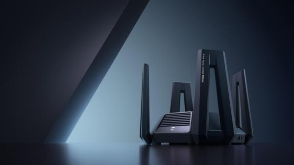 小米最强Wi-Fi 6路由器发布:售价999元