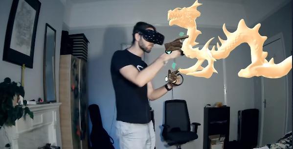 VR雕塑应用「Argil」将于4月21日登陆Steam