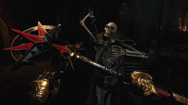 VR动作冒险游戏「Warhammer Age of Sigmar:Tempestfall」将于今夏发布