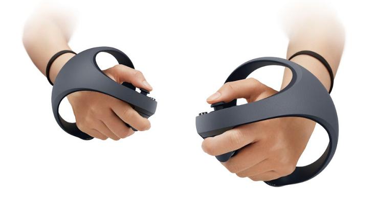 索尼发布PS5次世代VR手柄