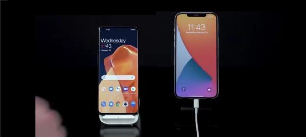 一加9 Pro充电官宣:无线比iPhone 12有线还要快