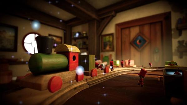 官方版VR益智游戏《锡心》即将发布