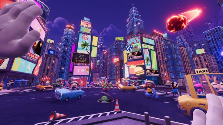 VR休闲游戏「Traffic Jams」将于4月8日发布