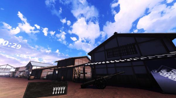 VR射箭游戏「BOW MAN」登陆Oculus应用商店