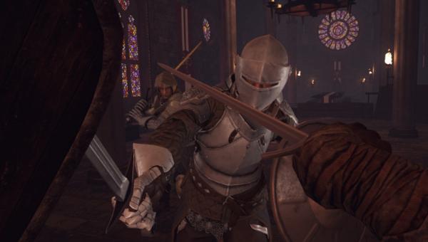 VR动作游戏「Swordsman」登陆Oculus应用商店
