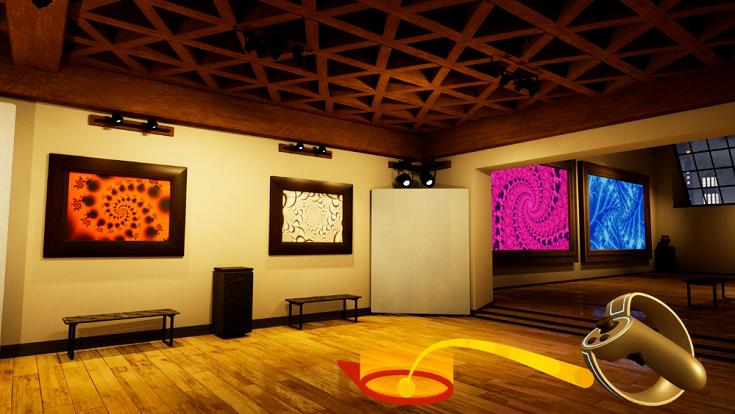 VR冥想游戏「Fractal Gallery」上线Oculus应用商店