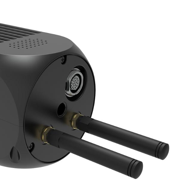 圆周率发布高性能全景直播相机赋能安防监控行业
