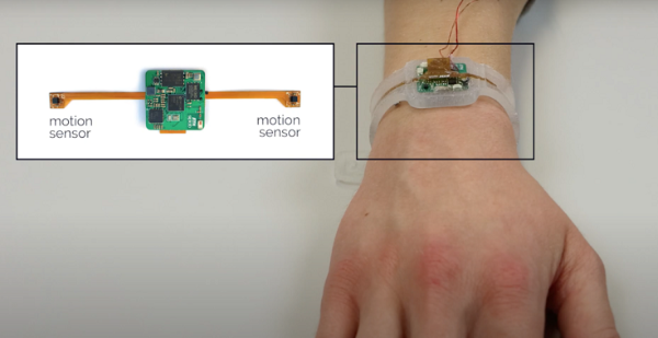 苏黎世联邦理工学院通过TapID骨传导腕带改善VR文字输入体验