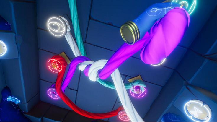 VR益智游戏「Starcaller」将于4月2日登陆Steam