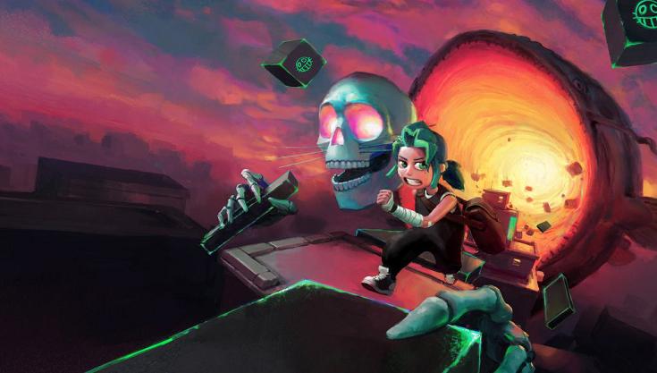 Oculus Quest版VR多人冒险游戏《卡莉与收割者人》即将上映