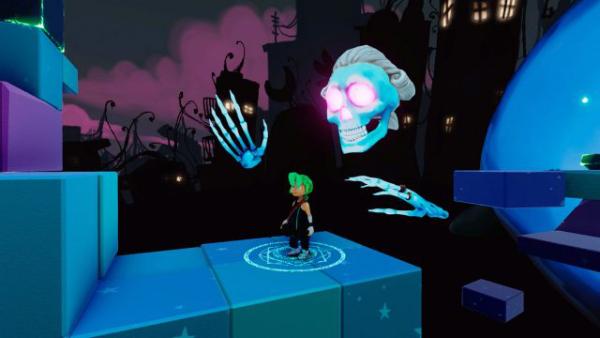 VR多人冒险游戏「Carly and Reaperman」Oculus Quest版即将发布