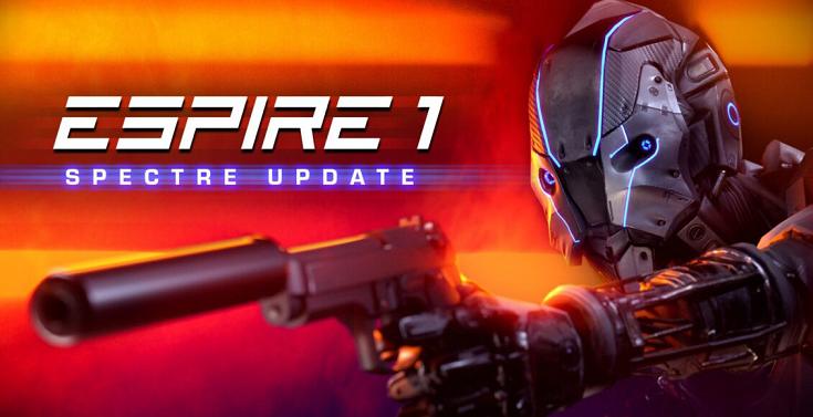 """""""espire 1: VR操作""""任务/任务2发布""""幽灵""""更新"""
