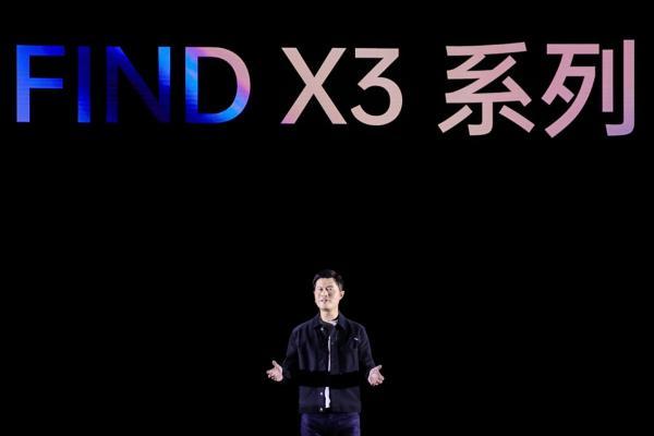 OPPO Find X3系列发布:十亿彩双主摄像头 起价4499元