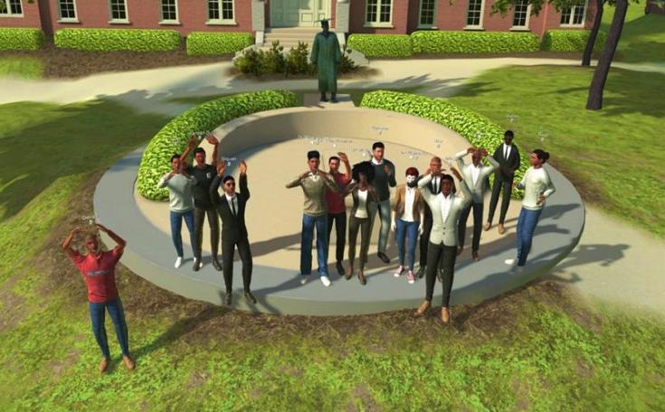 莫尔豪斯学院与在线教育平台VictoryXR合作推出VR课程