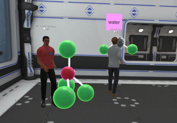 美莫尔豪斯学院与在线教育平台VictoryXR合作推出VR课程