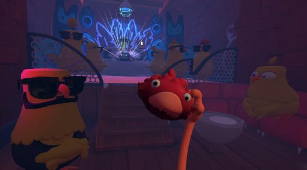 VR益智游戏《楼层平面2》即将登陆Steam