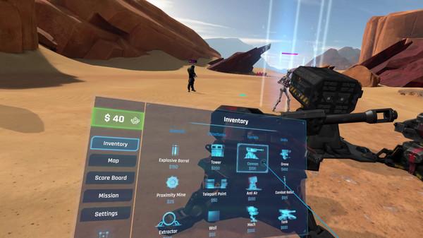 VR动作射击游戏「Guardians」抢先体验版登陆Steam及SideQuest平台