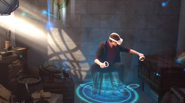 VR冒险游戏「Flow Weaver」已登陆Oculus应用商店及Steam平台