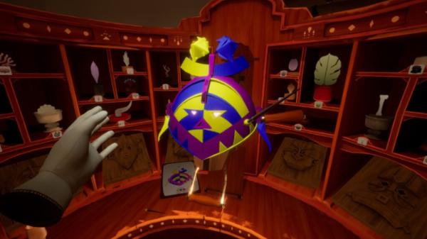 VR冒险游戏「Maskmaker」发布系列幕后创作纪录片第二部
