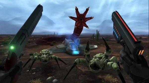 VR动作恐怖游戏「Crashland」登陆Oculus应用商店