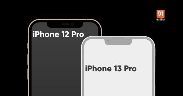 iPhone 13外形长这样!买iPhone 12的放心了
