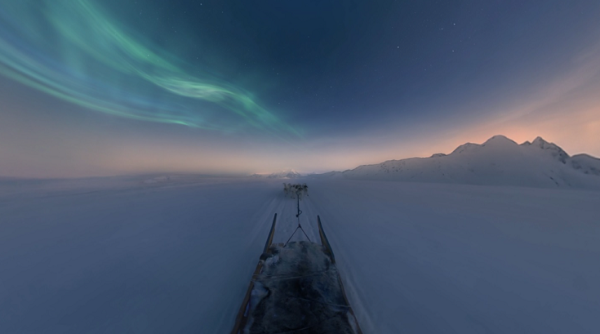 极地VR音乐体验内容「-22.7°C」登陆Oculus应用商店