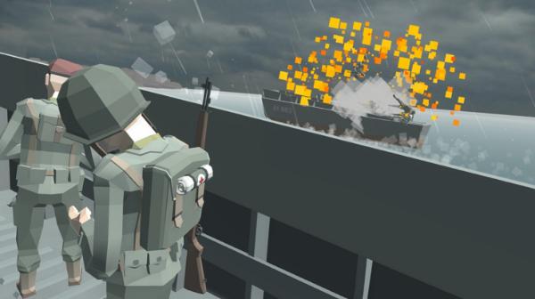 二战题材VR军事射击游戏「Days of Heroes:D-Day」登陆Oculus应用商店