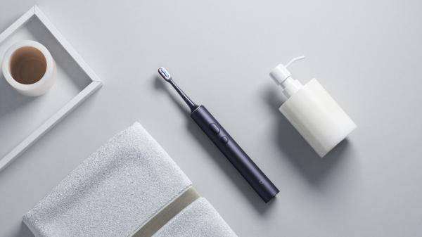 米家声波电动牙刷T700发布定制发光二极管屏幕定制牙刷模式