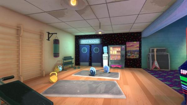 VR健身游戏「Gym Masters」登陆Kickstarter众筹平台