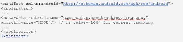 """Facebook推出Oculus Quest 2""""60Hz高频手势追踪""""模式"""