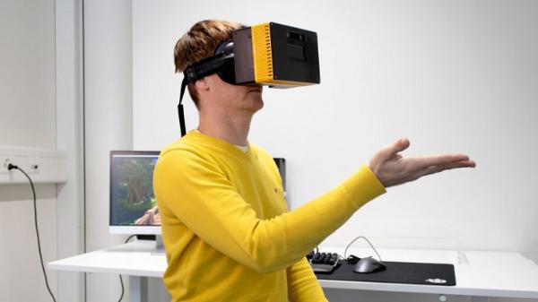 CREAL发布最新视频,通过VR头显原型展示其光场显示技术