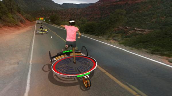 环游世界VR骑行:VR健身应用「VZfit」已登陆Oculus Quest