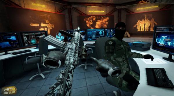 VR射击游戏「Zero Caliber:Reloaded」将于5月13日登陆Oculus Quest