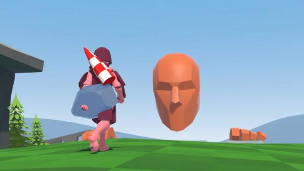 VR动作游戏「DAVIGO」alpha版推出全新更新
