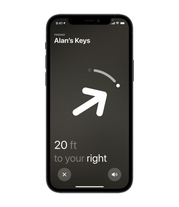 229元一个 苹果防丢配件AirTag发布