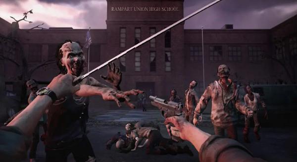 VR丧尸生存游戏「行尸走肉:圣徒与罪人」Oculus Quest版销量三倍增长于PCVR版本