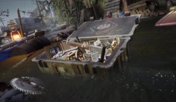 "VR丧尸生存游戏「行尸走肉:圣徒与罪人」全新更新""Aftershocks""即将发布"