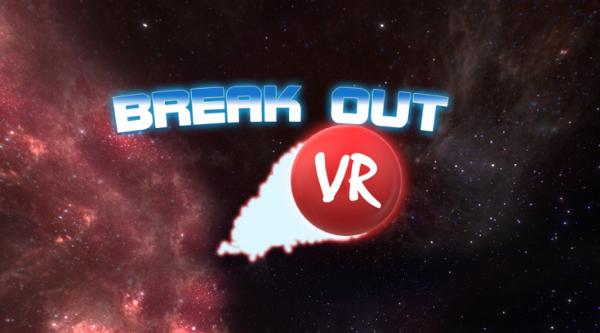 """VR""""碎砖""""游戏「Break Out VR」登陆Oculus应用商店"""