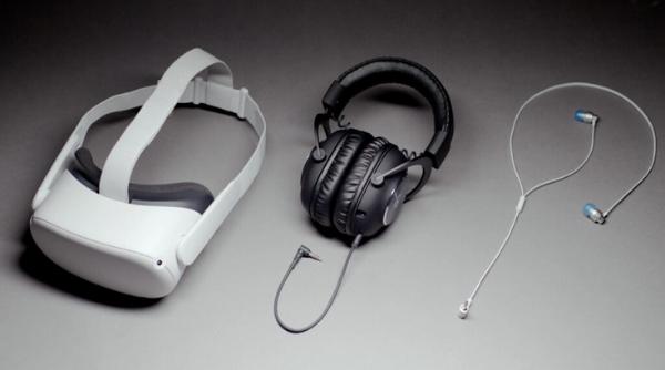 适配Quest 2,罗技G333 VR、G PRO游戏耳机已在英国上市