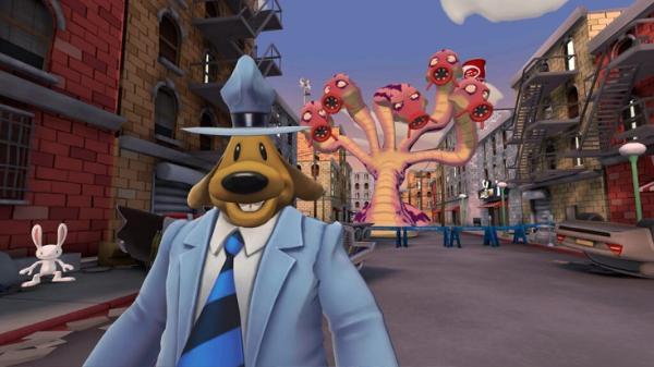 虚拟现实休闲游戏《山姆与麦克斯——这是虚拟的》即将登陆Oculus Quest