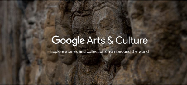 Google Art & Culture应用推出新AR画廊内容和语音导览功能