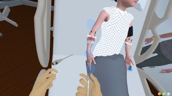 VR技术已成为医学和医学教育领域的热门课题
