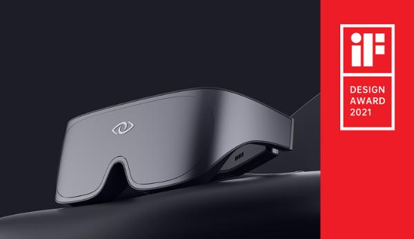 """引领XR美学潮流,3Glasses X1S登顶设计界""""奥斯卡"""" –德国iF奖"""